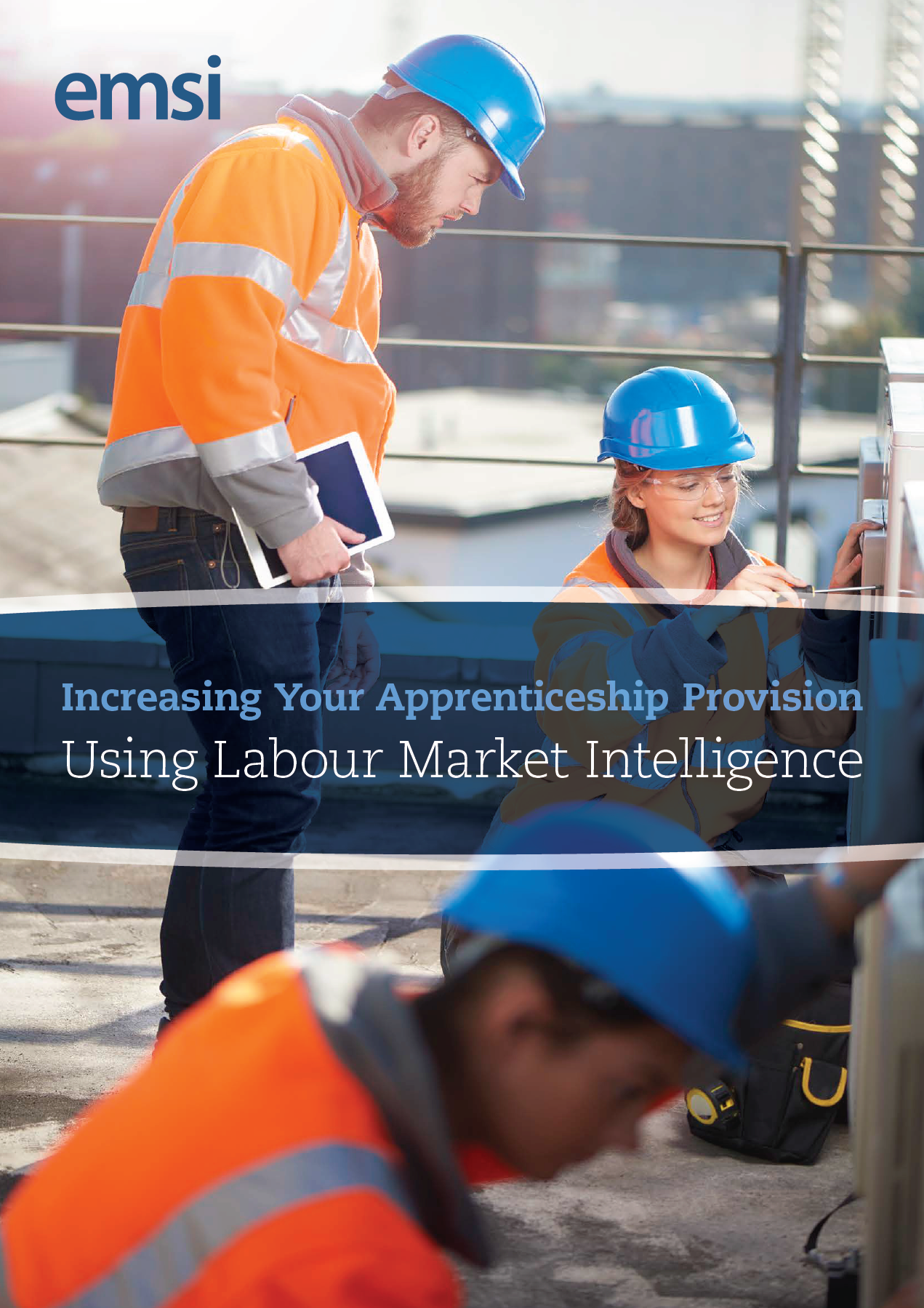 Increasing Apprenticeship Provision - Front Cover