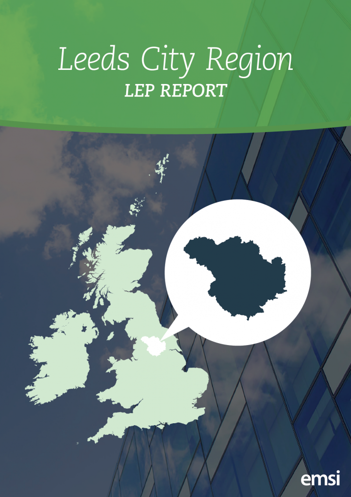 Leeds City Region Front Cover