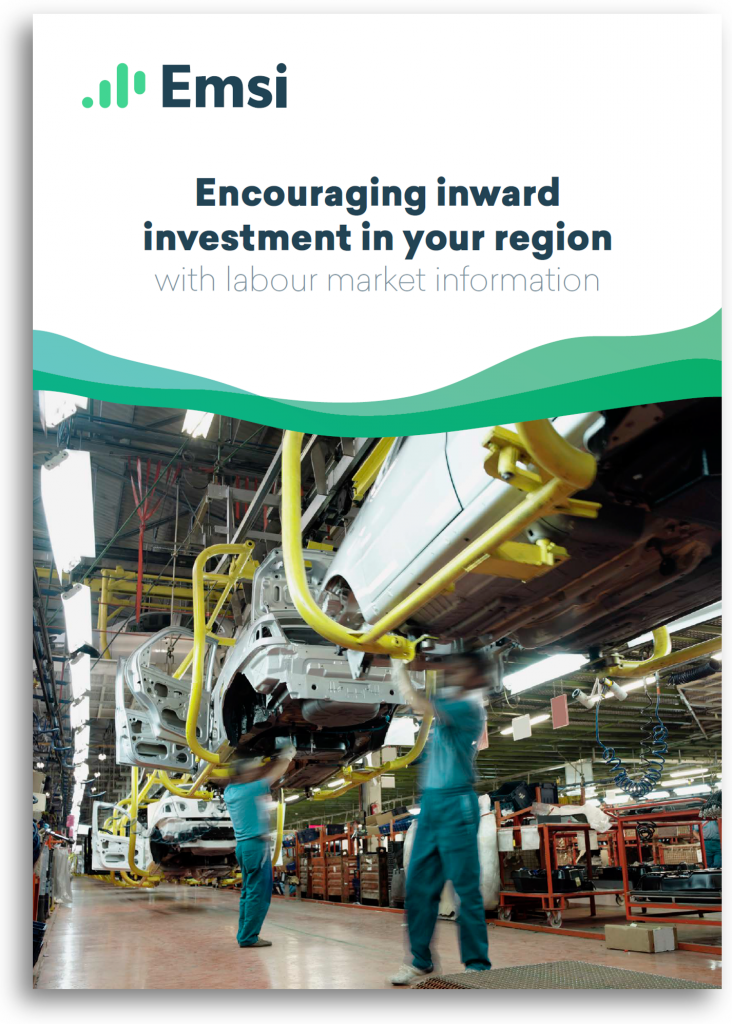 Inward Investment Front Cover Side Shot