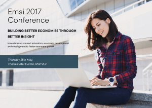 Five Good Reasons for Attending the 2017 Emsi Conference