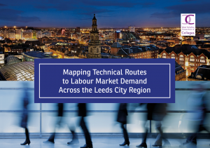 How Colleges in West Yorkshire are Mapping Technical Routes to Their Regional Economy