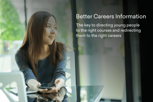How Careers Information can Direct People to the Right Training and Redirect Them to Better Career Options