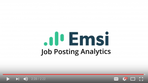 Why Have we Integrated Job Posting Analytics With our Labour Market Information?