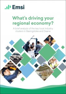 What's Driving Your Regional Economy? — A New Report From Emsi Tailored to Your Local Area