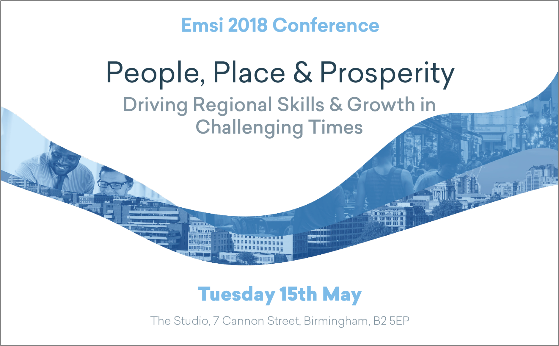 Five Reasons to Come to the Emsi 2018 Conference - Emsi
