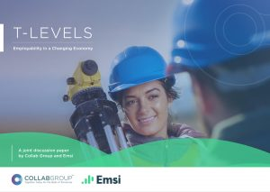 T-Levels: Employability in a Changing Economy – A New Report From Collab Group and Emsi