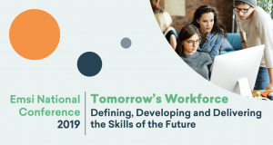 Emsi National Conference: Tomorrow's Workforce — Defining, Developing and Delivering the Skills of the Future