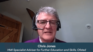 Ofsted's Chris Jones Gives His Views on Curriculum Intent