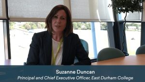East Durham College's Suzanne Duncan on How the College Has Used Emsi's Data to Plan a Curriculum That Reflects Local Demand