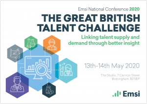 Announcing the 2020 Emsi UK National Conference