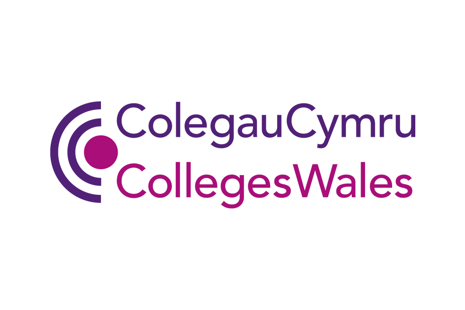 Colleges Wales Logo