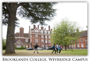 Brooklands, Weybridge Campus