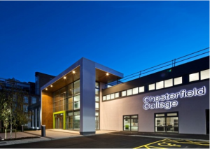 Chesterfield College Picture