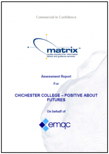 Chichester Matrix Assessment1