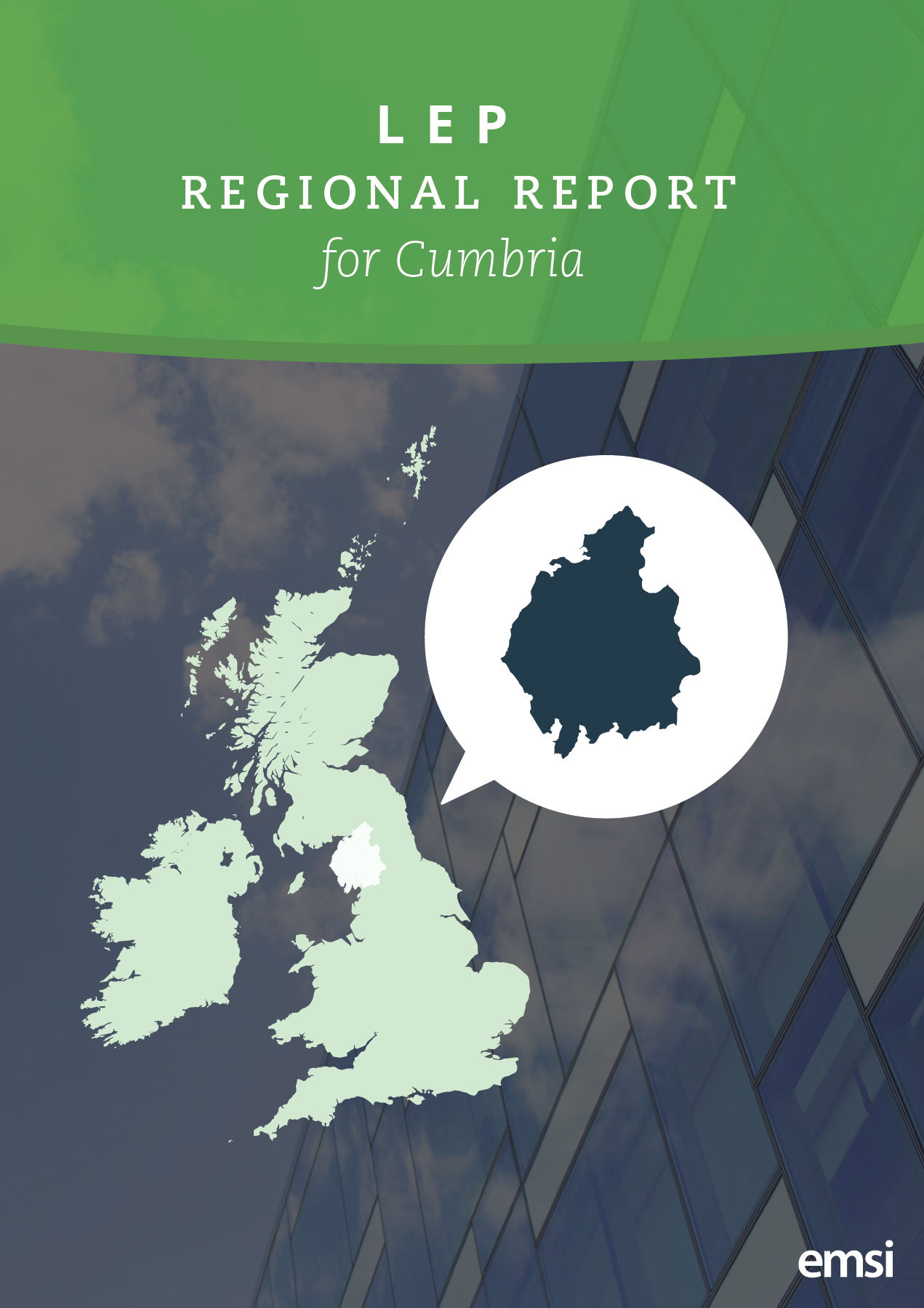 Cumbria Front Cover