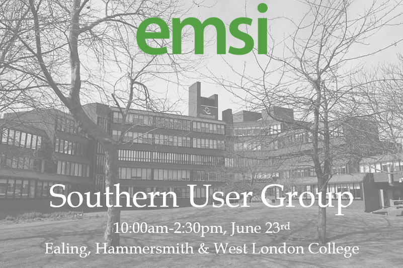 Southern User Group 3